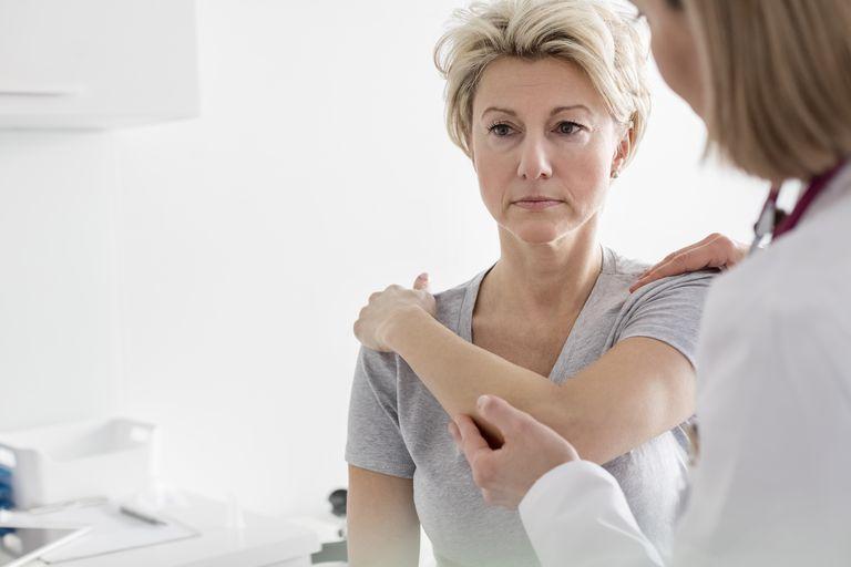 Frozen shoulder ofwel capsulitis adhaesiva genoemd
