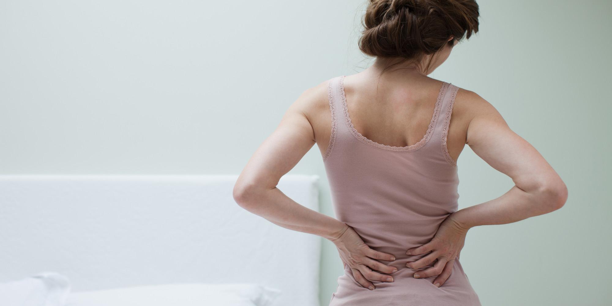 Lage rugpijn, rugklachten, pijn in de rug